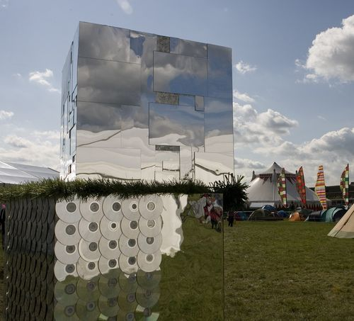 Mirror cube 3
